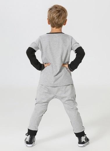 Lupiakids Board Harem Fit Pantolon+T-shirt Renkli
